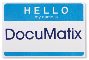 DocuMatix Nametag